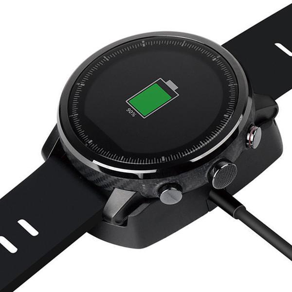USB зарядное устройство зарядное устройство кабель док совместимый для Amazfit Stratos 2 / 2S часы зарядное устройство кабель Dock