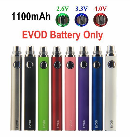 EVOD VV 1100mAh Battery Only