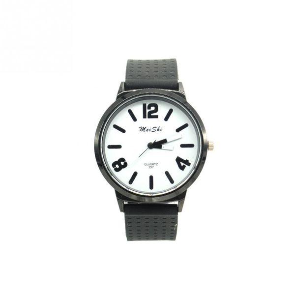 Colorido 3 Número Reloj de pulsera Hombres Reloj Unisex de lujo Reloj de cuarzo Pareja ocasional Reloj de pulsera Reloj de cuarzo Relogio masculino