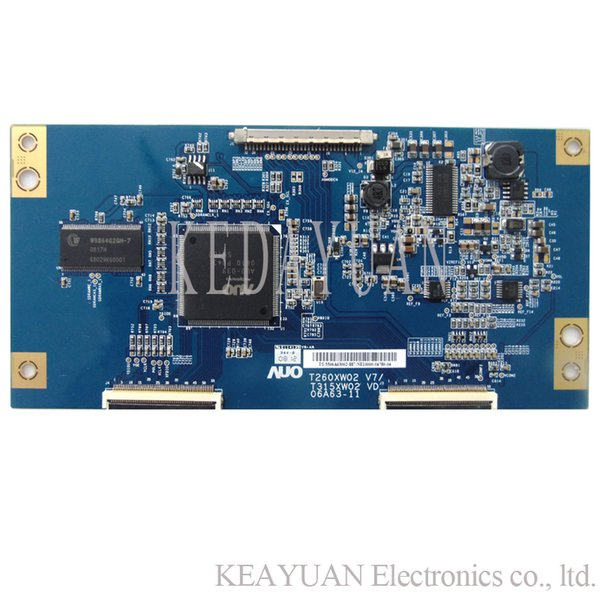 free shipping original 100% test for AUO 32PFL3403 T260XW02 V7/T315XW02 VD 06A63-11 logic board