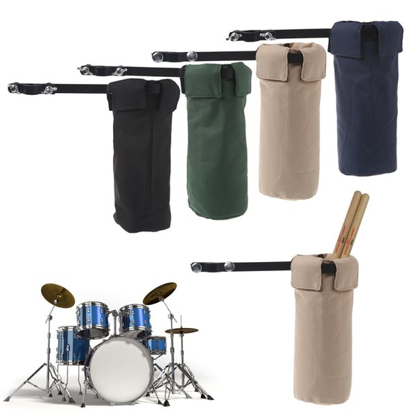 best selling Drum Sticks Holders Clip On Stand Drumsticks Cases Drummer Accessories New M7DC