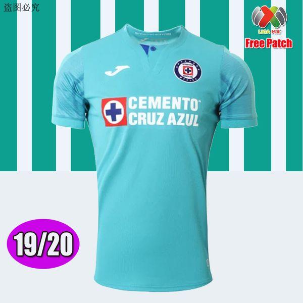 Cruz Azul 19 20 Terzo