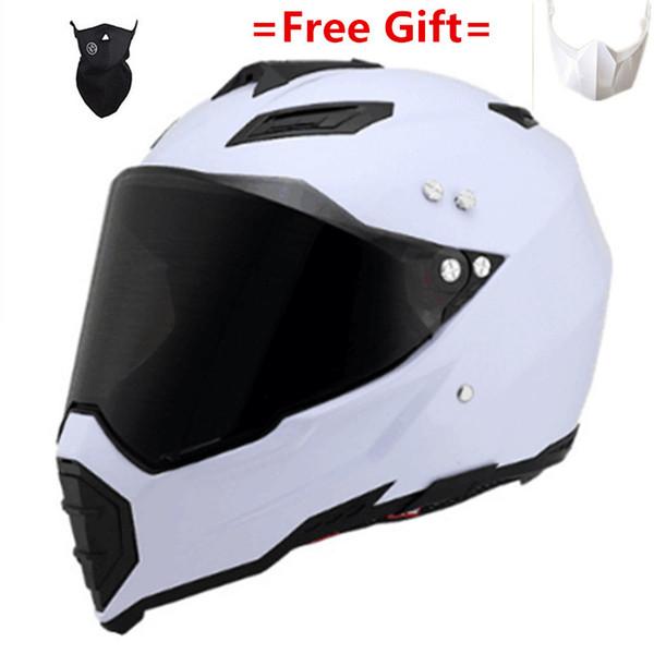высокое качество анфас мотоциклетный шлем мотокросс шлем ATV мото кросс даунхилл внедорожный мотоцикл DOT Capacete