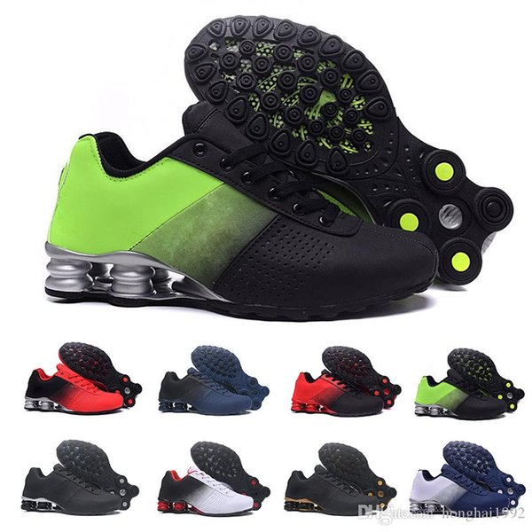 air Shox Deliver Running Shoes off Wholesale Famous white DELIVER OZ NZ Mens Athletic Sneakers Sports Shoes designers shoes 36-41