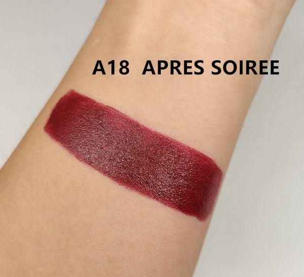 A18 APRES SOIREE