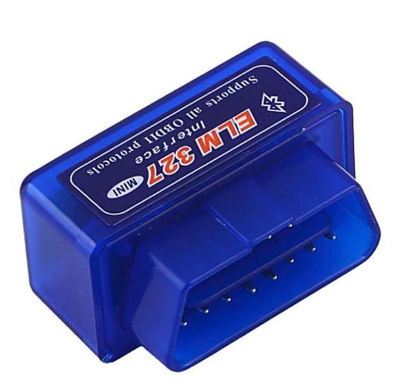 2019 Universal Diagnostic Scanner for car automotivo escaner automotriz Mini V2.1 ELM327 OBD2 ELM 327 Bluetooth Interface Auto Car Scanner