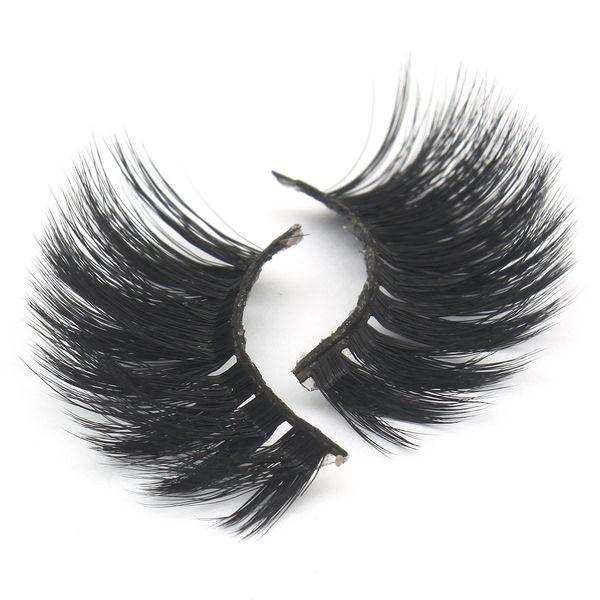 27 Styles 027 False Eyelashes 3D Mink Eyelashes 3D Silk Protein Lashes Soft Natural Thick Fake Eyelashes Eye Lashes Extension