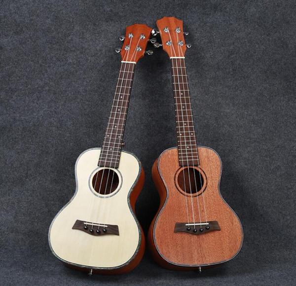 Бестселлеры 23-дюймовый гавайская гитара нет стандартное пятно гавайская гитара четыре струны небольшой начинающий гитара на заказ фабрика оптовая продажа бесплатная доставка