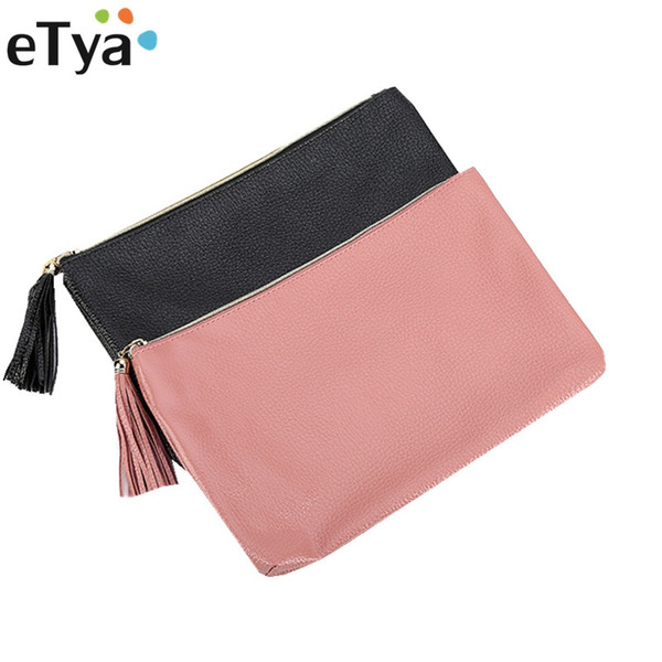 eTya Fashion Women Cosmetic Bag Small Large Lady Travel Neceser Toiletry Makeup Up Organizer Set Bag Case Pouch #138544