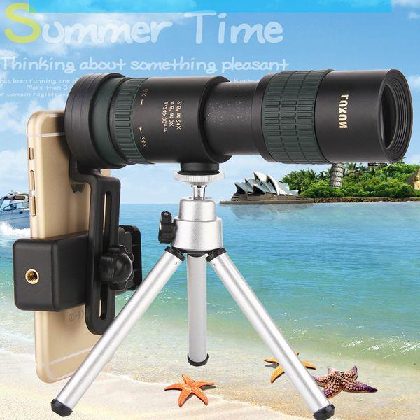 2018 Jumelles original haute puissance HD Zoom monoculaire précis Telescope Pocket Binoculo chasse Portée prisme optique
