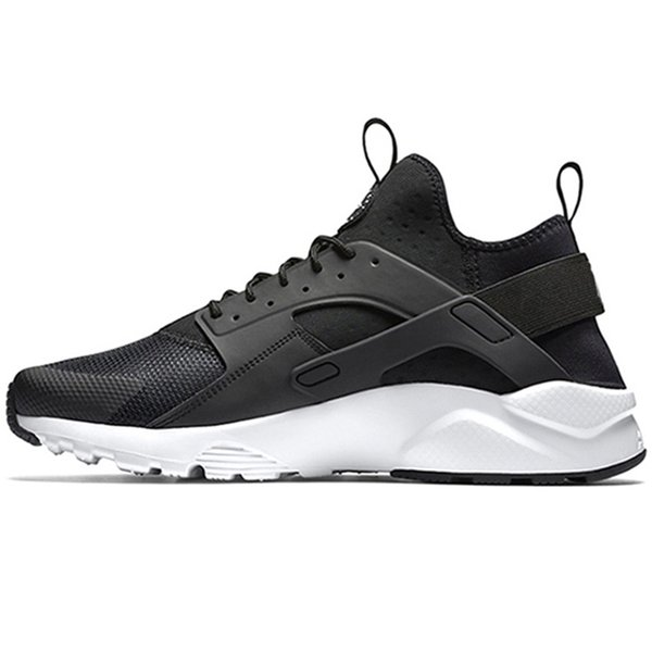 2019 Ultra Huarache Running Shoes Triple s White Black Classical men women red Pink Huaraches Outdoor Trainer sports sneakers Shoes. /;/l;/;