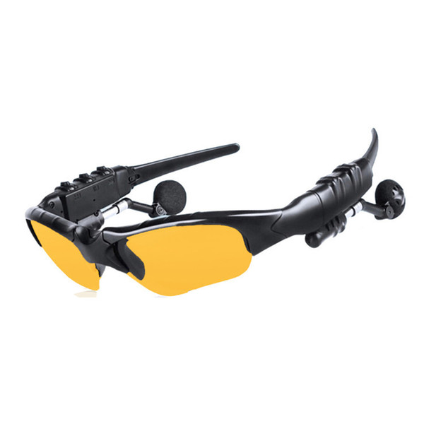 Auriculares Sunglass Manos libres Bluetooth Estéreo Música Llamada telefónica Auriculares Inalámbrico