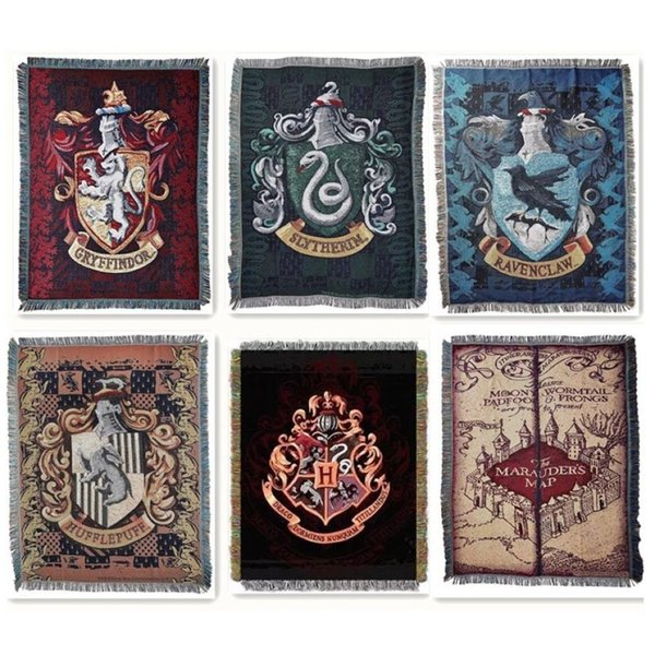 Acheter Harry Potter Tapisserie Decorative 16 Modeles Halloween