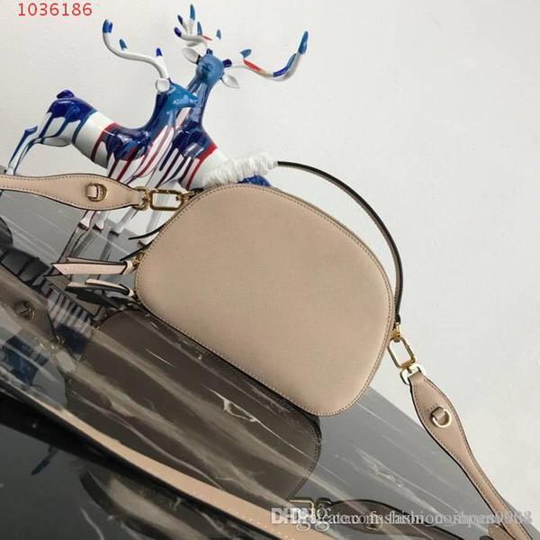 Neuer Stil kleine Tasche Ledertasche für Damen mehrlagig Doppelte Riemen, Doppelmode Echtes Leder Eine Schulter getragen