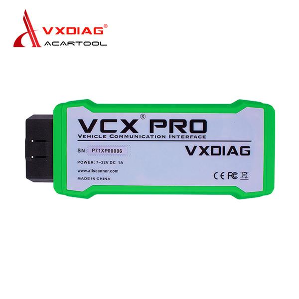 Nouvelle arrivée VXDIAG VCX NANO PRO pour G-M / F-D-D / Mazda / V-W 3 IN 1 meilleur que pour l'outil de diagnostic professionnel G-M MDI
