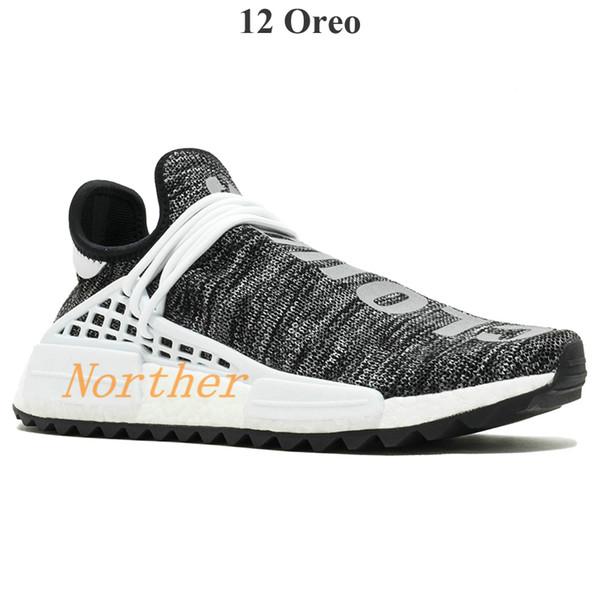 12 Oreo