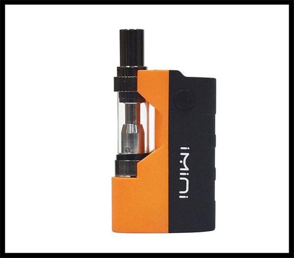 E sigara kiti ön ısıtma buharlaştırıcı kutusu mod 510 cam kartuş vaping e çiğ kutusu mod başlangıç kiti elektronik sigara balmumu yağı sigara kalem