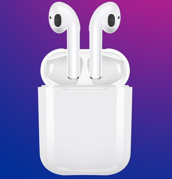 Bluetooth 5 0 headphone i9 tw tereo earbud noi e reduction headphone with microphone compatible with bluetooth martphone