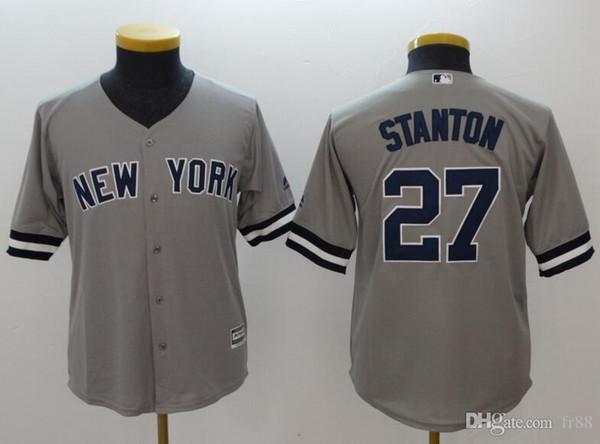 e602d810b53eb 2019 Personalizado New York Yankees Campeão Esportes mlb Baratos Camisas De  Basebol Moda Men Juventude Bernie