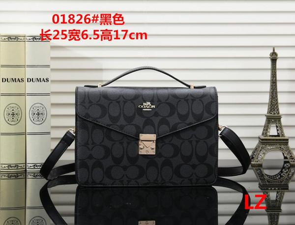 2019 new Design Handbag Ladies Brand Totes Clutch Bag High Quality Classic Shoulder Bags Fashion PU Leather Hand Bags B093