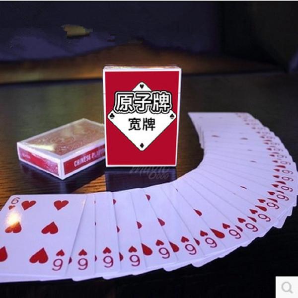 Magic Cards Svengali Deck Atom Playing Card Magic Tricks Close-up Street Magic Tricks Juggle Card Kid Child Puzzle Toy