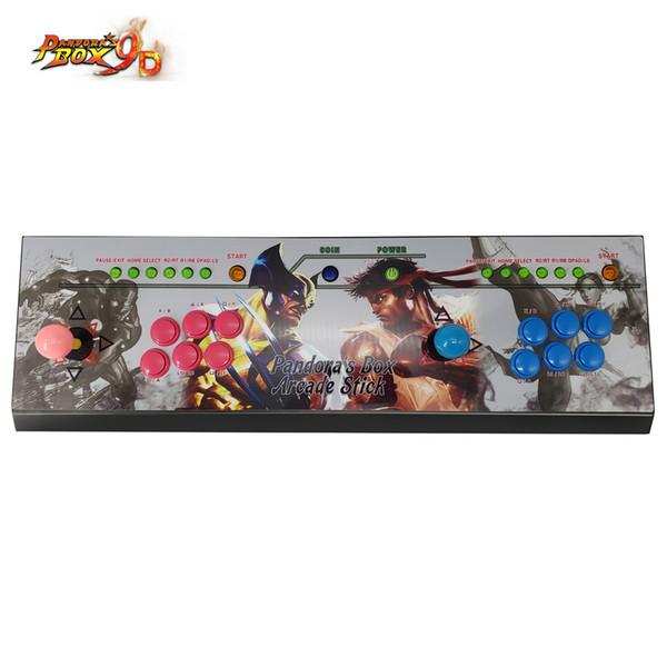 2222 games console/ 2222 games console Pandora Box arcade board/ joystick game controller/ VGA and HIDM output