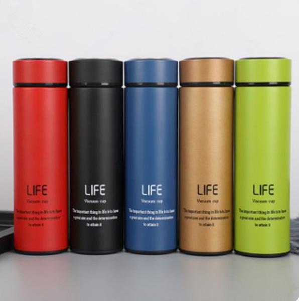 Isolar caneca com caneca Filtro Thermo Copo Stainles aço garrafa térmica TERMOS Thermocup frasco de vácuo
