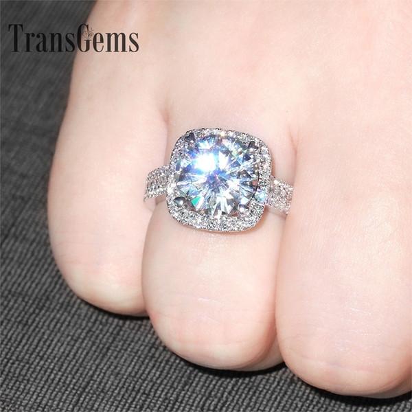 bague diamant carat