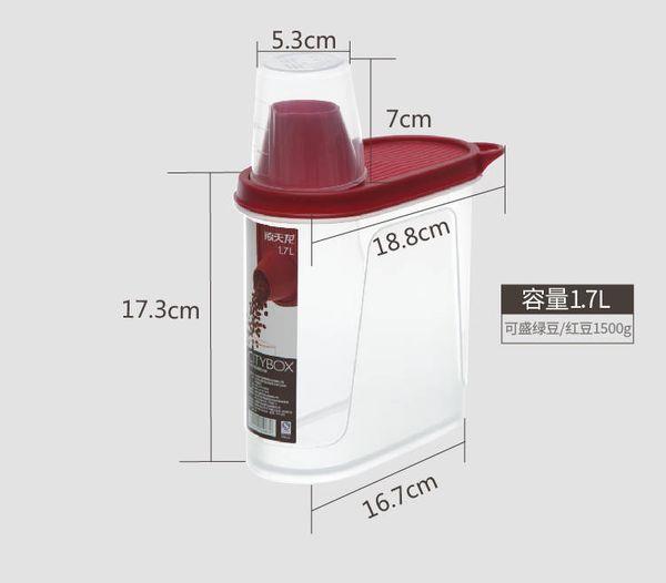 1,7 litros