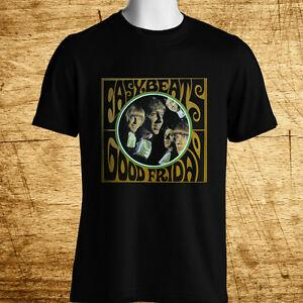 New The EasyMen Good Meny RoShort-Sleeve Band Legend Men's BlaShort-Sleeve T-Shirt Size S-5XL