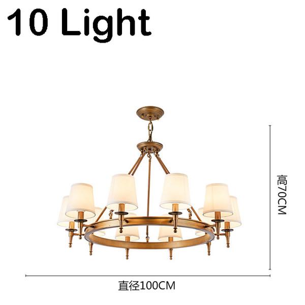 copper 10 light