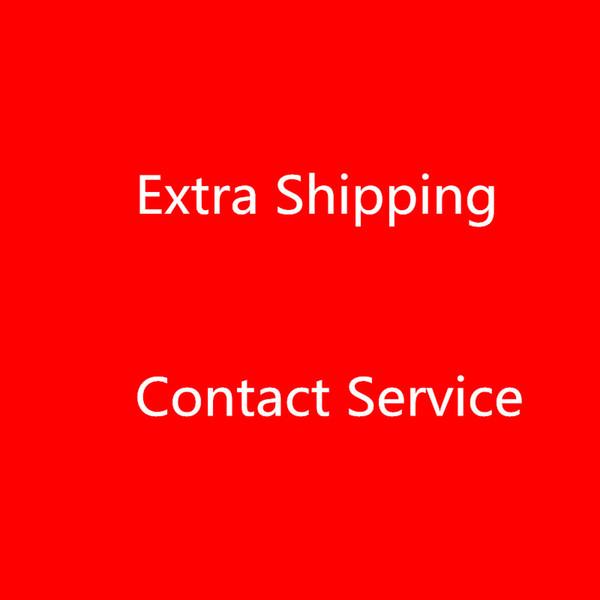 Zusätzlicher Versand Kontakt mit Sercvice