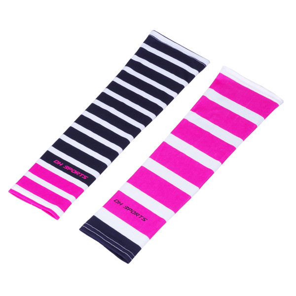 2 PCS Cycling Arm Warmers UV Protect Running Armwarmer Bike Climbing Arm Sleeves Men Women Riding Bicycle Outdoors Sports Safety