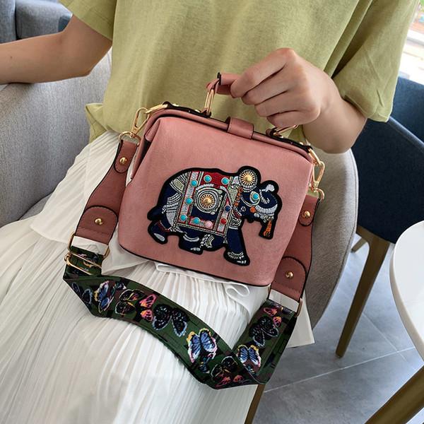 women bag Pink