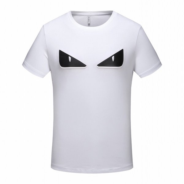 O envio gratuito de t-shirts dos homens marca Balr rua maré de manga curta em torno do pescoço solto de manga curta de algodão dos homens personalidade T-shirt dos homens 301