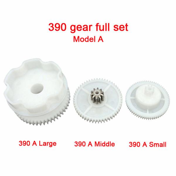 A 390 Full set