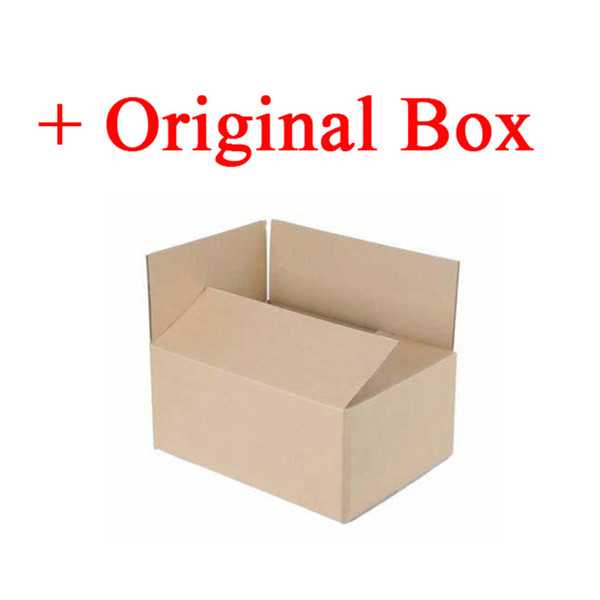 best selling Pay for the box or dubble box to protect the shoes more better fast link for shipping cost DHL ePacket or shoes