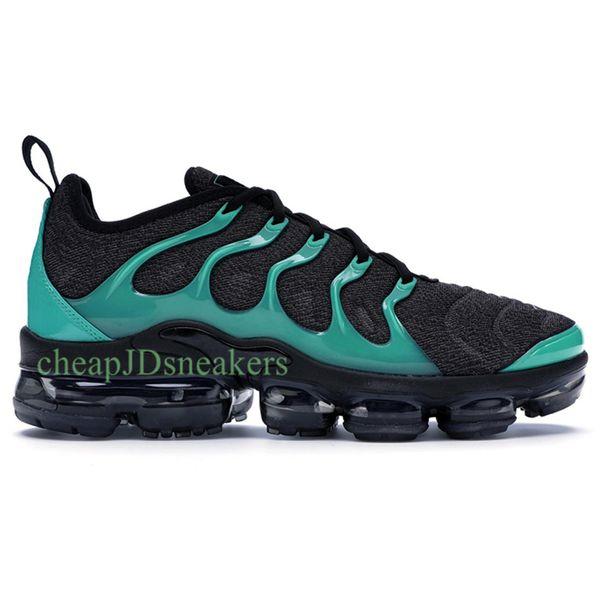 Black Clear Emerald