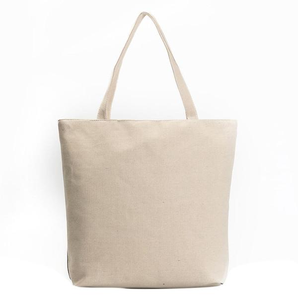 Women Handbag Cartoon Owl Printed Shoulder Bag Large Capacity Canvas Handbag Luxury Handbags Women Bags Designer