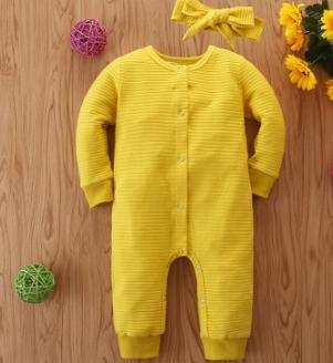 #3 infant girls jumpsuits