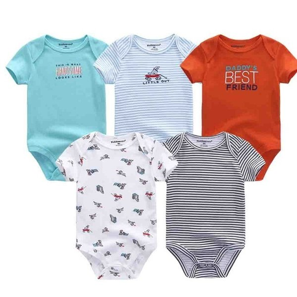 Baby Boy Rompers 065