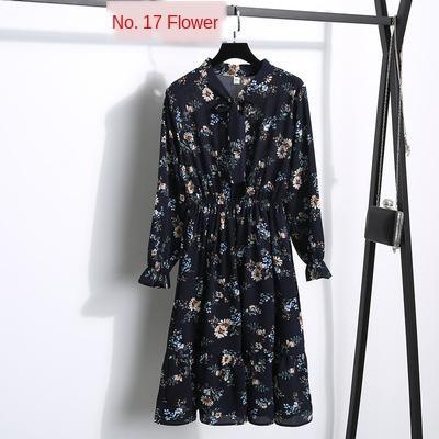 17 Fleurs