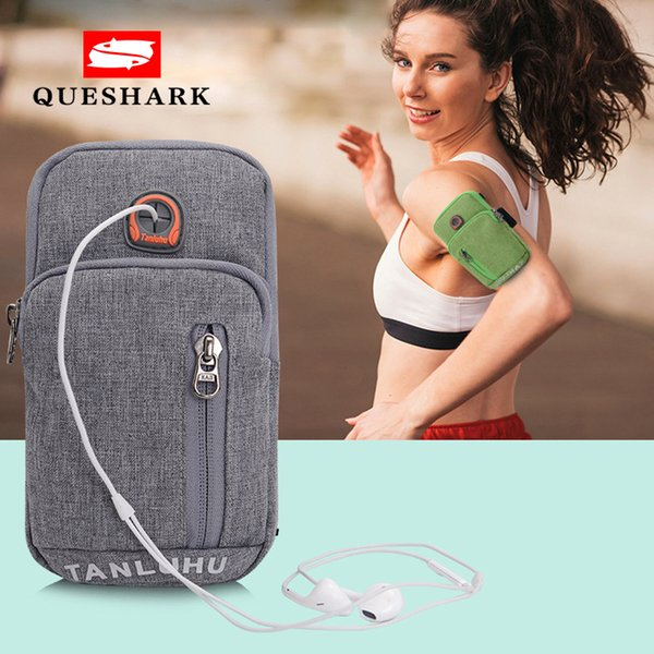 Outdoor Fitness Running Arm Bag Reflective Multi-use Singer Shoulder Mobile Phone Small Sport Bag Men Women Mobile Phone