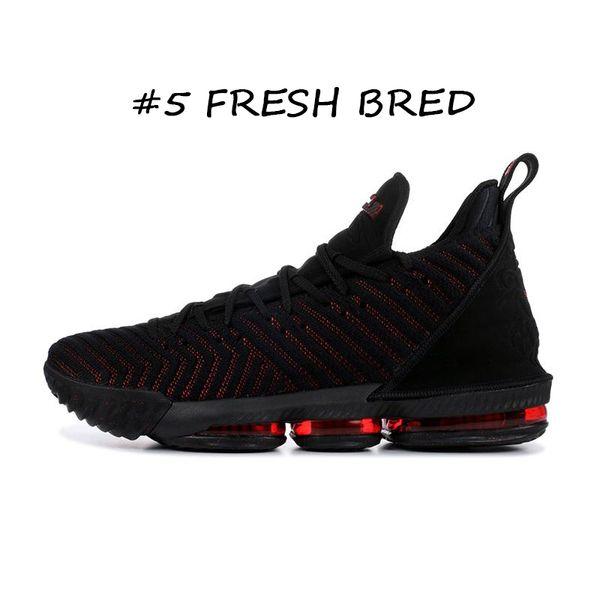 #5 FRESH BRED