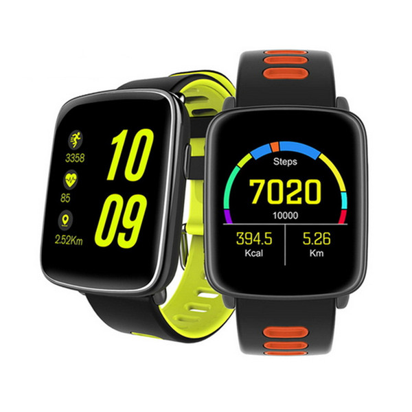 GV68 Smart Watch IP68 Waterproof MTK2502 Bluetooth 4.0 SmartWatch Wearable device Heart Rate Monitor for iPhone Android