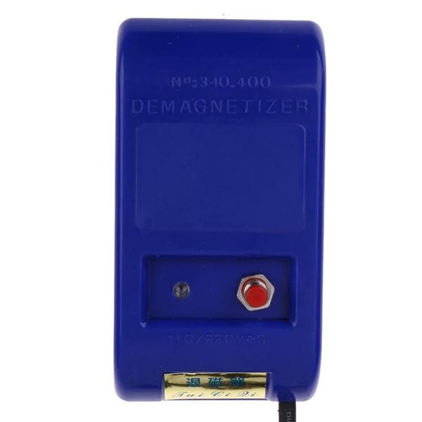 Watch Repai Tools Screwdriver Tweezers Electrical Demagnetise Demagnetizer
