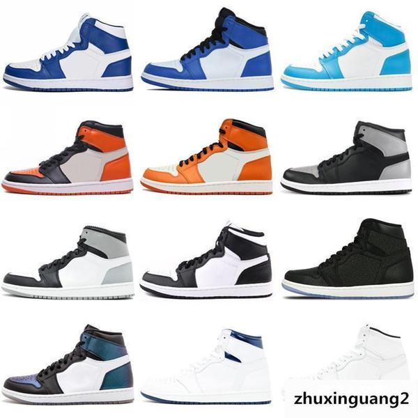 Designer Trainer 1 Chicago Og Sports Herren 1s 6 Ringe Turnschuhe Bred Toe Outdoor Damen Mid New Casual Schuhe Größe 36-46