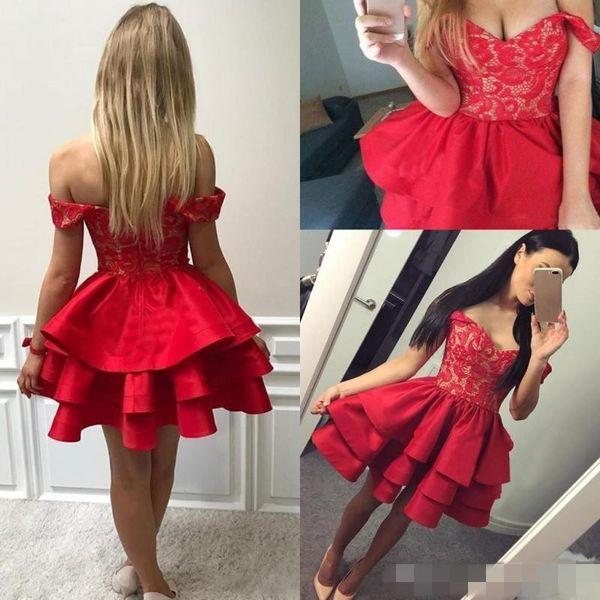 2019 Novo Cansado Mini Curto Vestidos de Baile Homecoming Desgaste Vestidos de Noite Com Zíper de Volta Barato Homecoming Vestido Para As Meninas