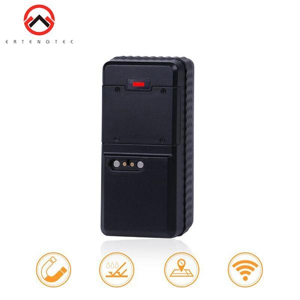 GPS Tracker Car Mini GPS Tracker Fuerte magnético Impermeable SOS Alarm Vehicle Localizador Drop Alarm Waterproof APP gratuita
