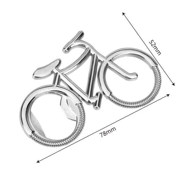 Bouteille vélo vélo Ouvre réception de mariage Birdal Douche Party Favors Bière décapsuleur Outils de cuisine Accessoires